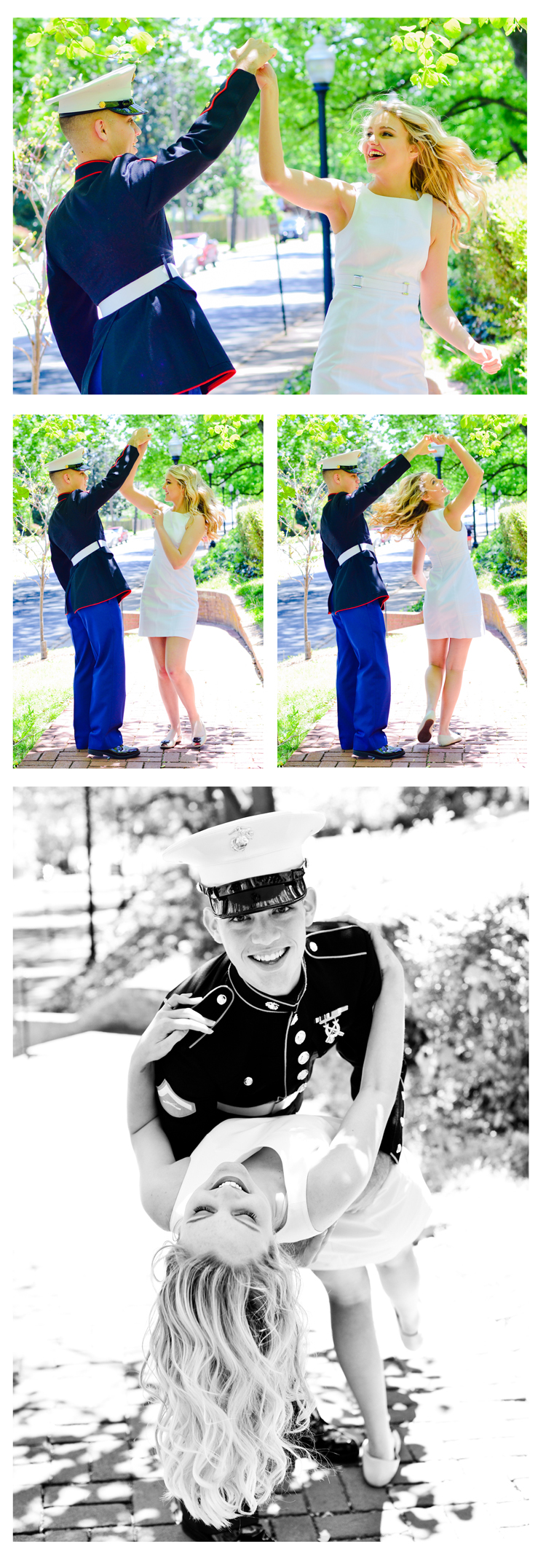 Riley James Fredericksburg Marine Wedding (1)