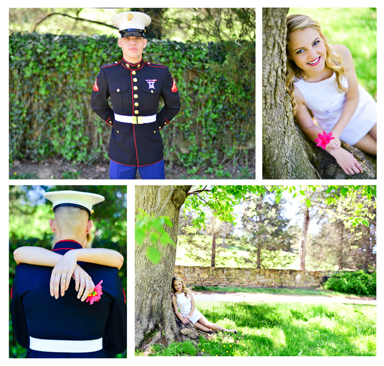 Riley James Fredericksburg Marine Wedding (2)