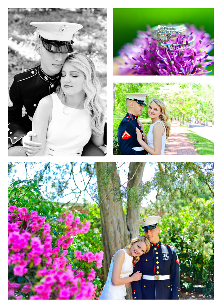 Riley James Fredericksburg Marine Wedding (3)