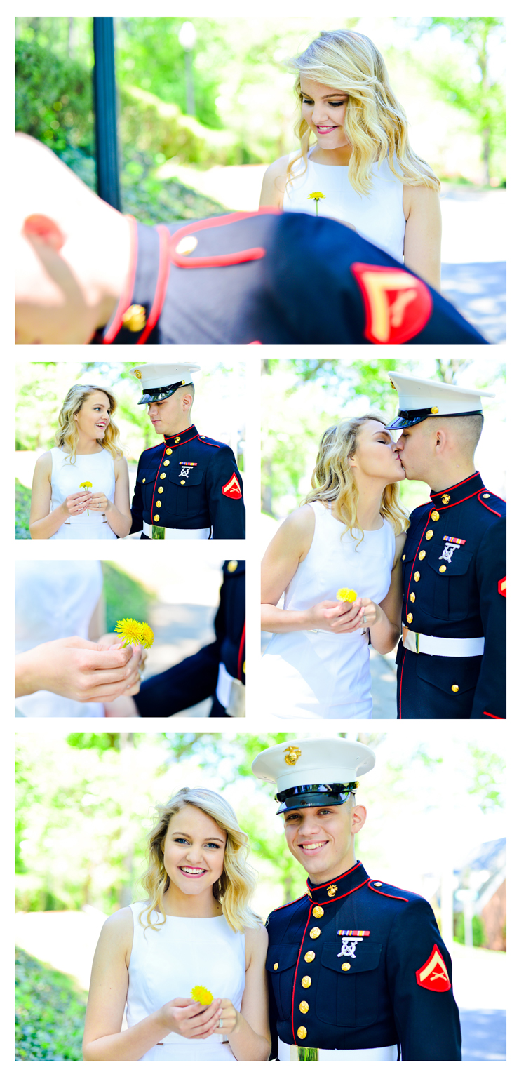 Riley James Fredericksburg Marine Wedding (5)