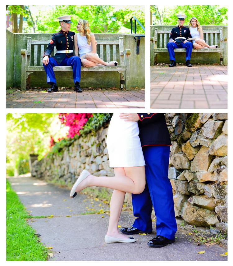 Riley James Fredericksburg Marine Wedding (6)