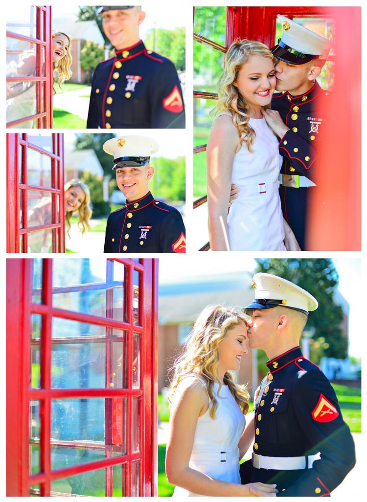 Riley James Fredericksburg Marine Wedding (8)