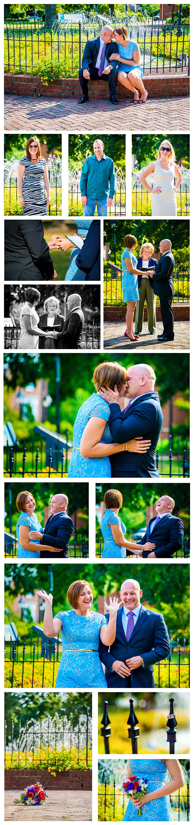 Fredericksburg elopement